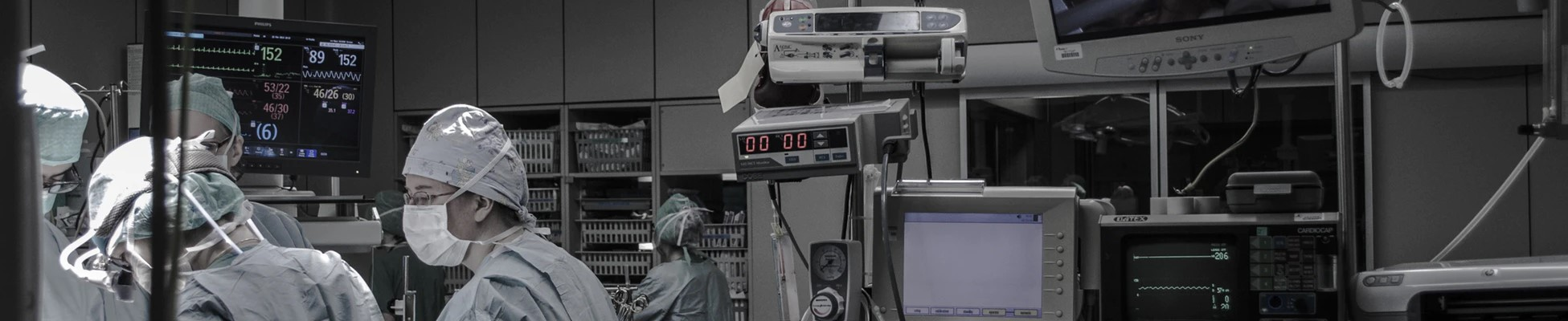 Real-time scheduling for operating rooms